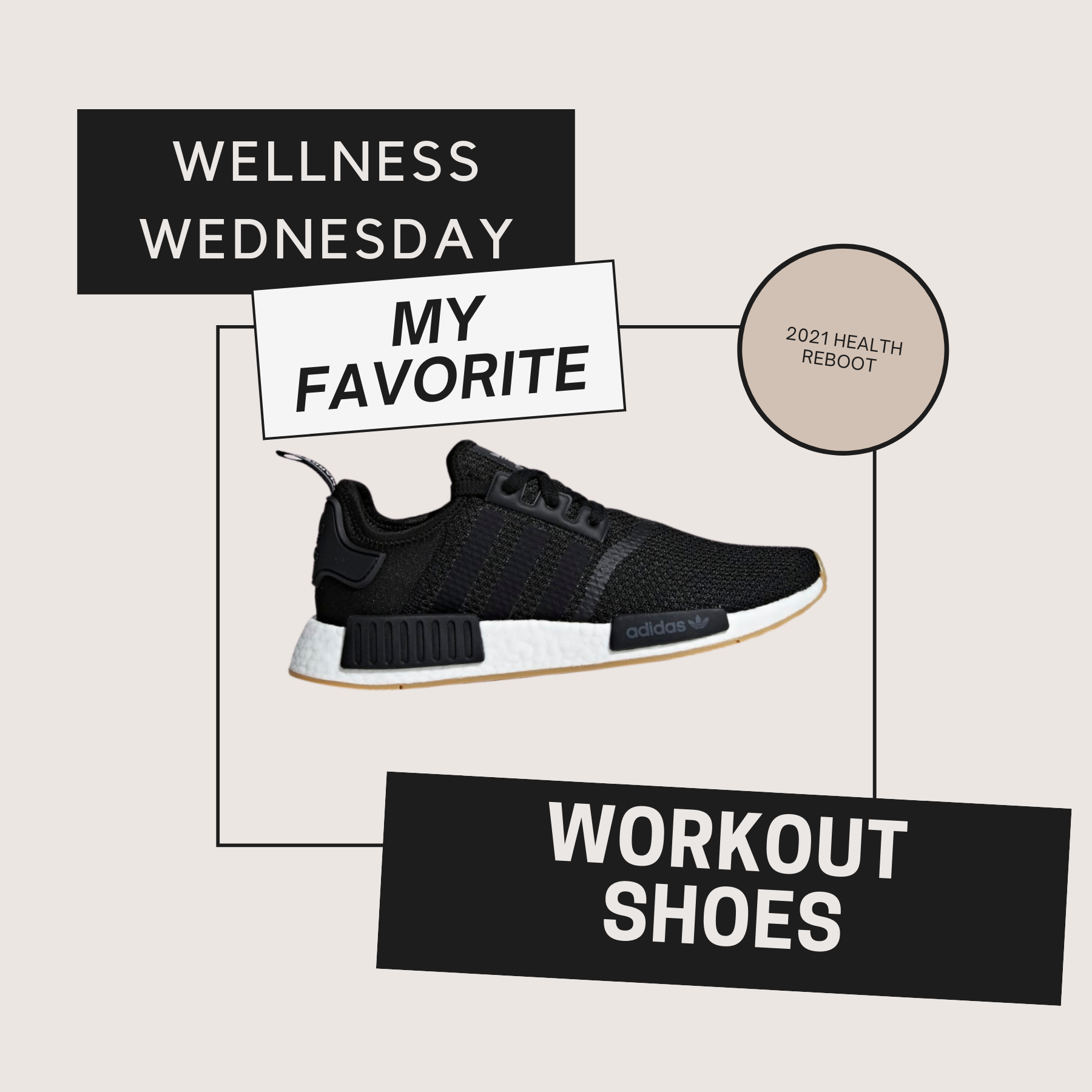 Wellness Wednesday // My Favorite Workout Shoes