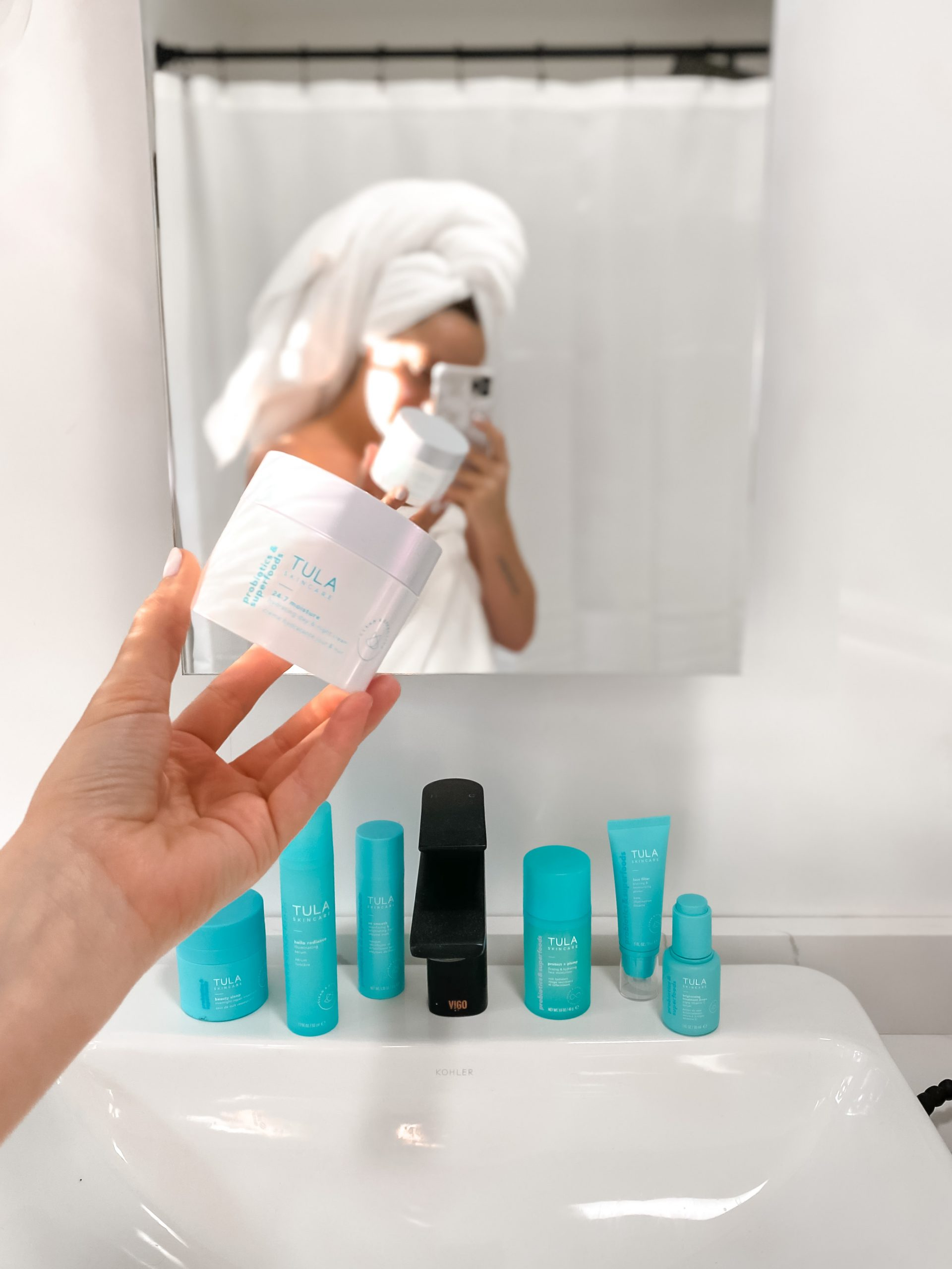 Why I am Changing Up My Skincare in 2021 | Why I Decided to Give TULA a Go!