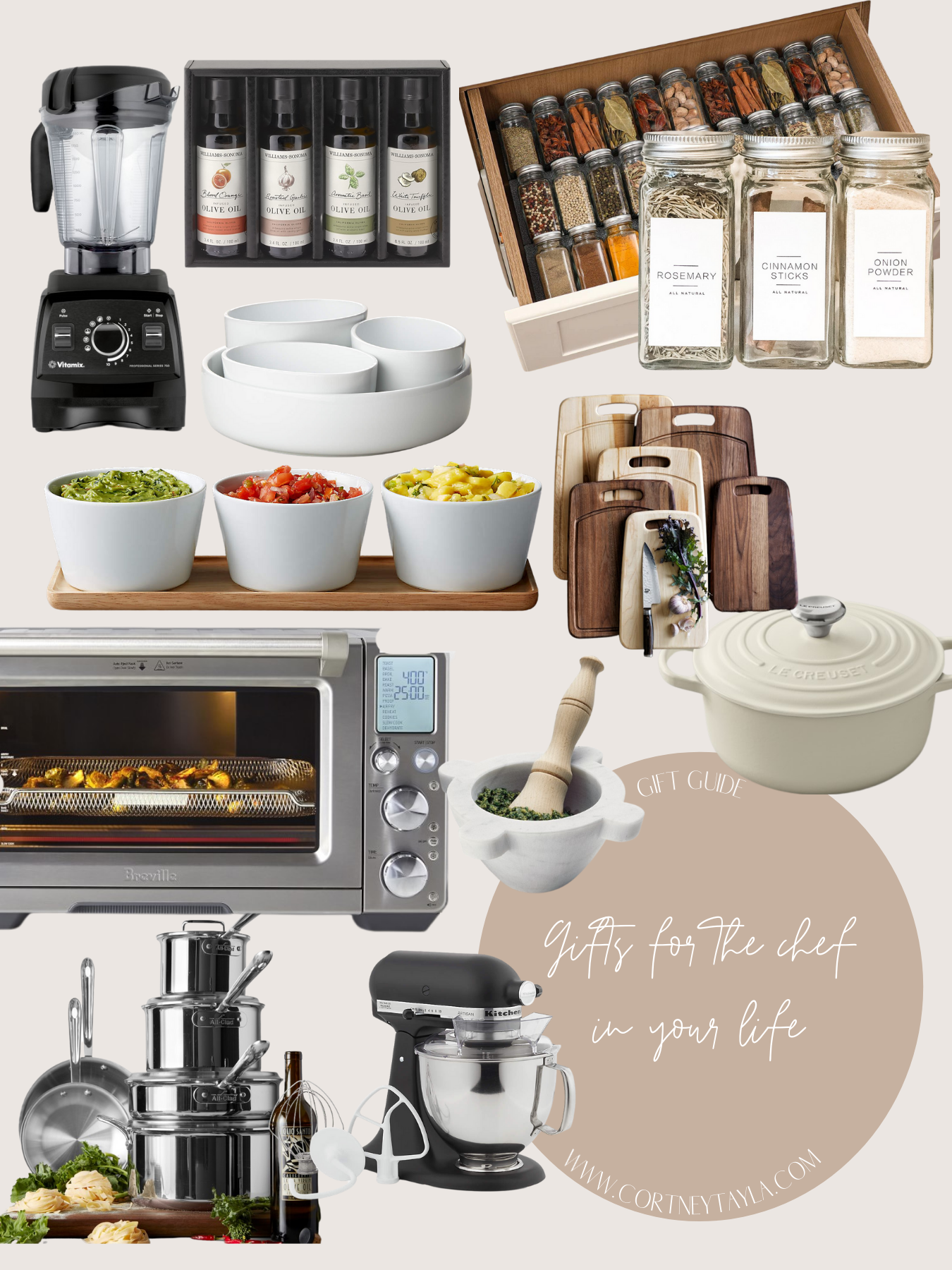 Gifts Guide // For The Chef In Your Life