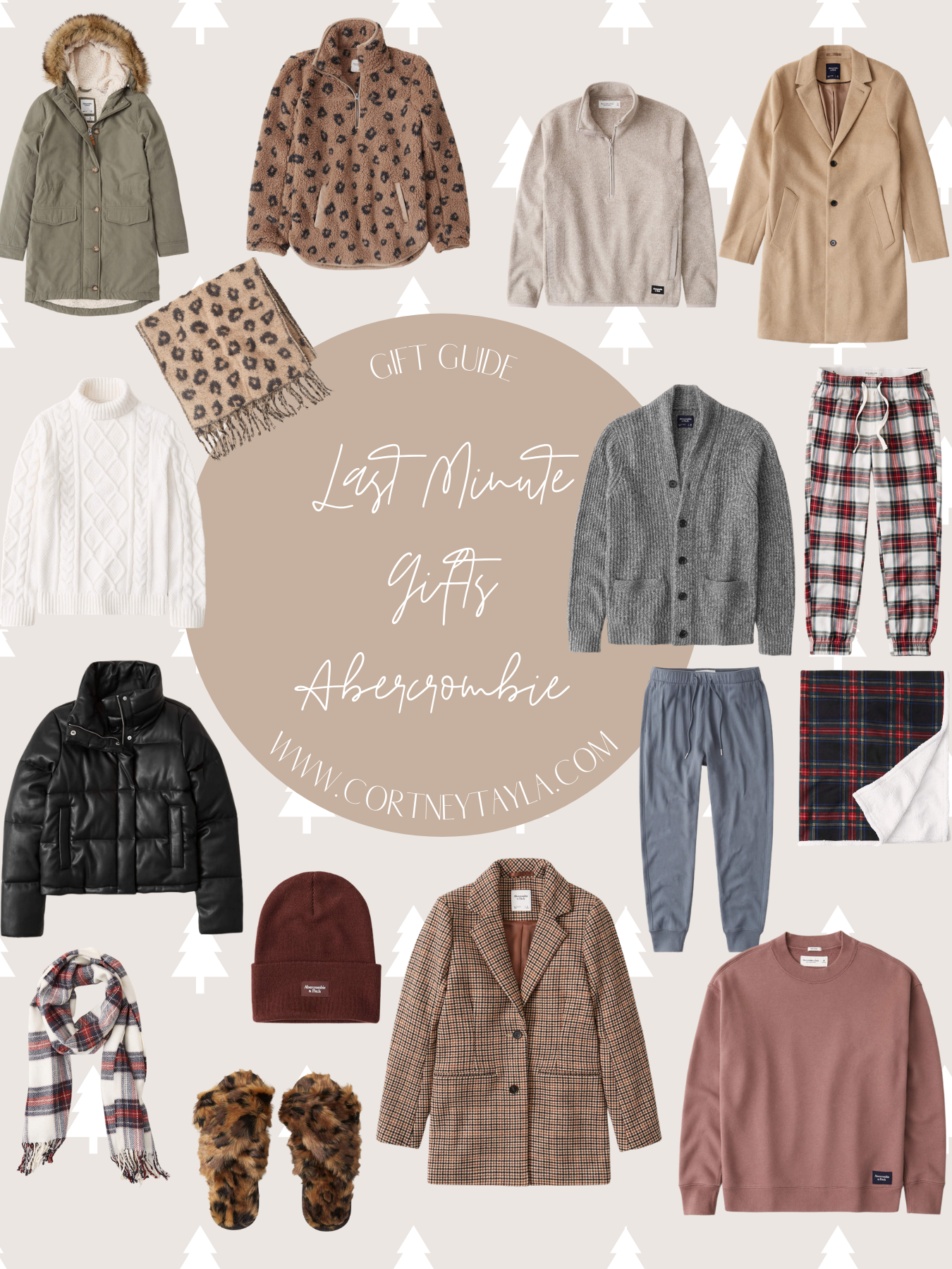 Gift Guide: Last Minute Christmas Gifts From Abercrombie